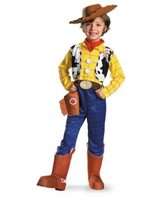 woody childrens costume