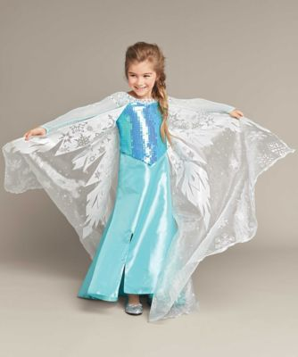 Elsa Costume for Girls - Ultimate Collection | Chasing Fireflies