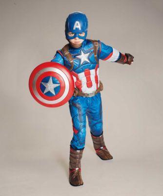 boys ultimate captain america® costume