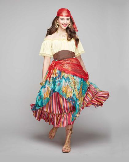 fortune teller costume ideas