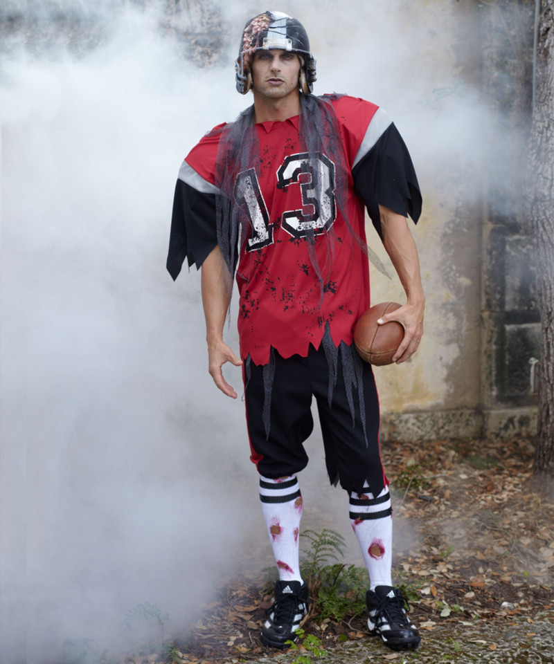 Image result for dead football player costume