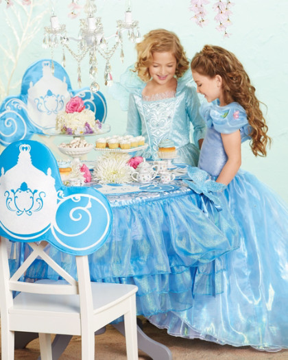 Cinderella party at Chasing Fireflies