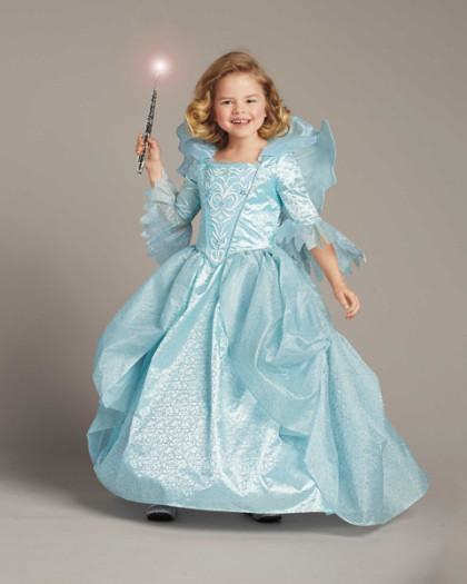 Cinderella dress on Chasing Fireflies