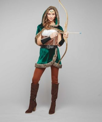 Archer Costume For Women Chasing Fireflies
