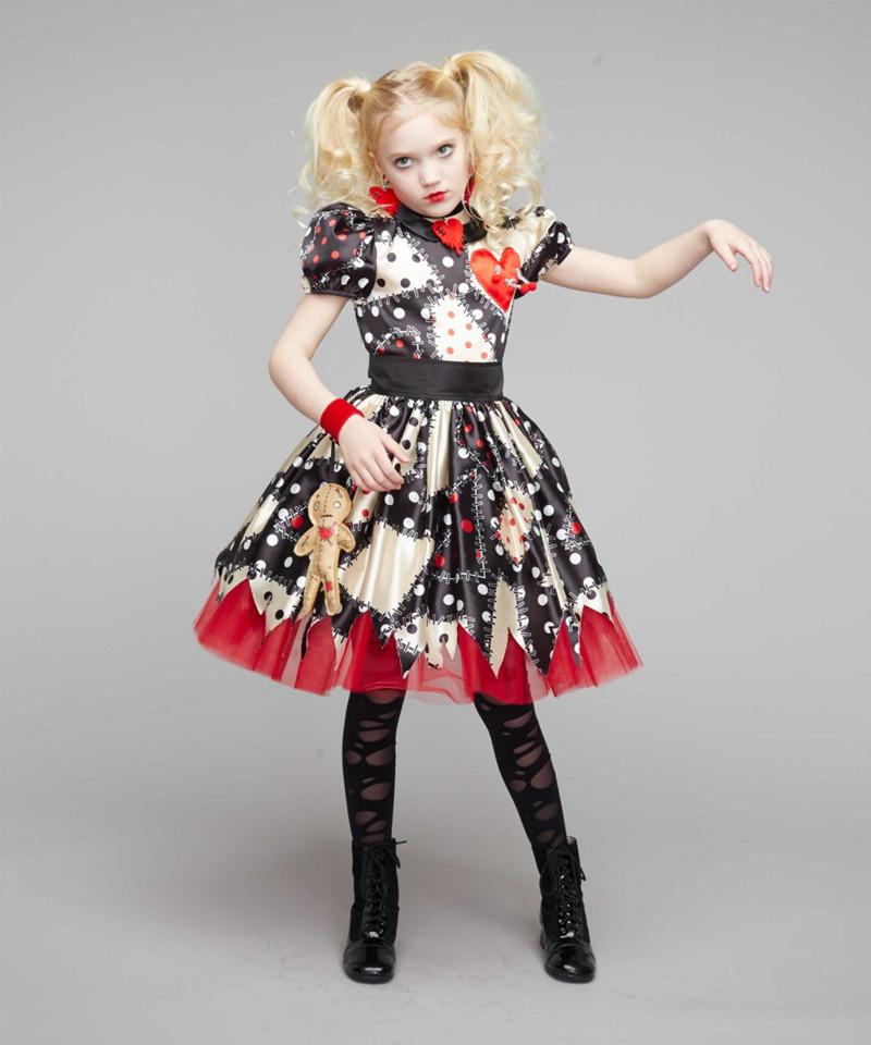 black voodoo doll costume - photo #16