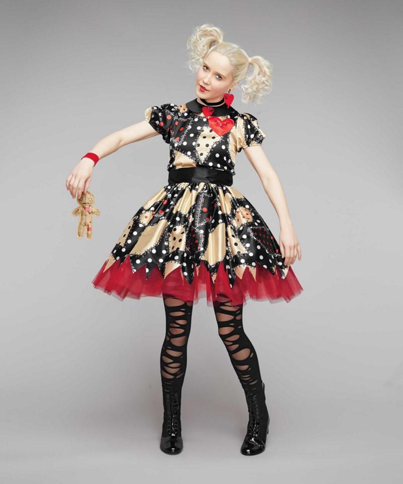 black voodoo doll costume - photo #26